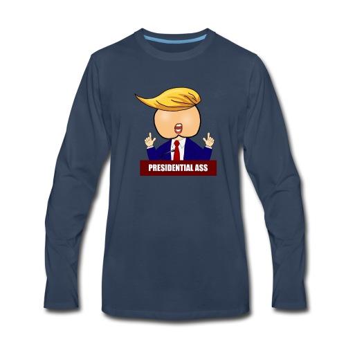 Presidential Ass - Men's Premium Long Sleeve T-Shirt