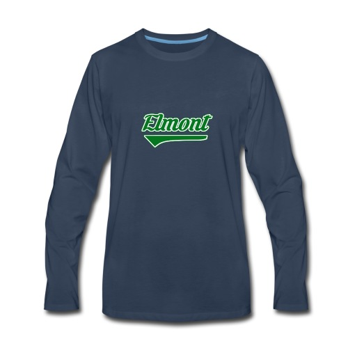 We Are Elmont - 'Community Pride' - Men's Premium Long Sleeve T-Shirt