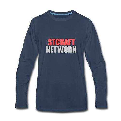 Sweatshirt - Men's Premium Long Sleeve T-Shirt