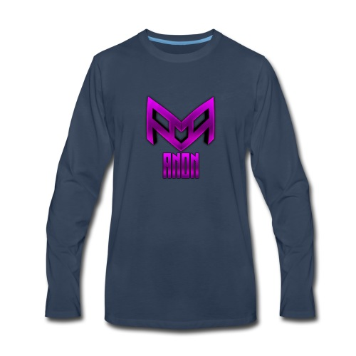 MERCH - Men's Premium Long Sleeve T-Shirt