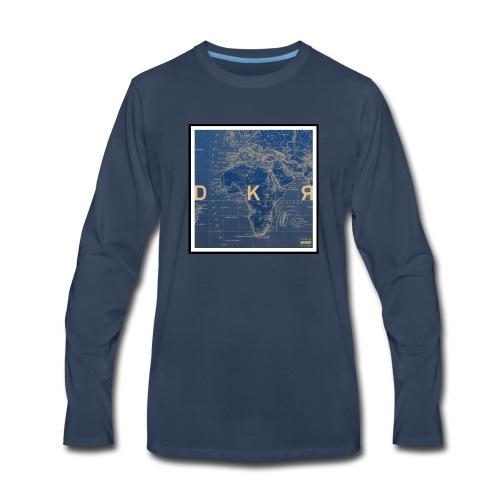 DKR_mod - Men's Premium Long Sleeve T-Shirt