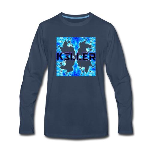 My Main Logo - Men's Premium Long Sleeve T-Shirt