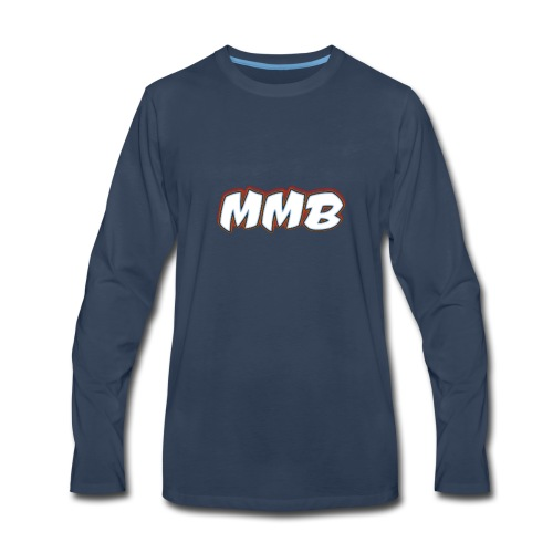 MMB - Men's Premium Long Sleeve T-Shirt
