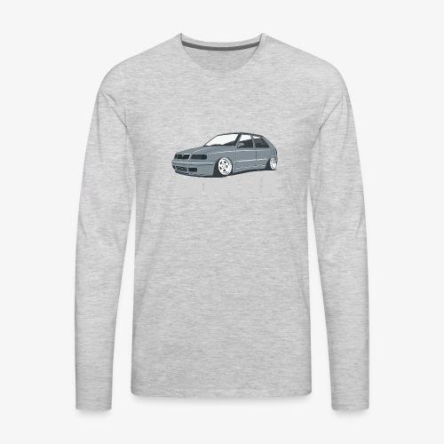 felicia lowlita - Men's Premium Long Sleeve T-Shirt
