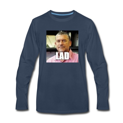 CHCCS meme design 2 - Men's Premium Long Sleeve T-Shirt