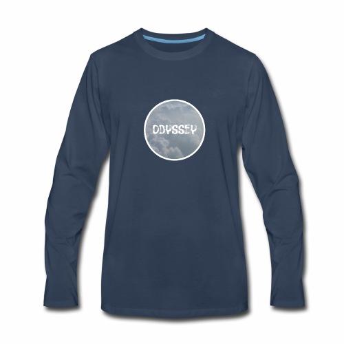 CircleOdyssey - Men's Premium Long Sleeve T-Shirt