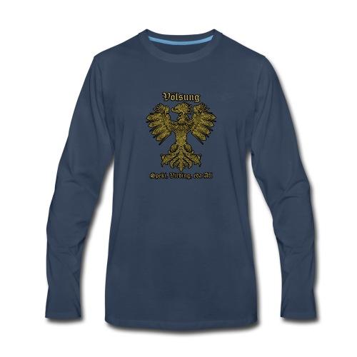 Völsung Eagle cases - Men's Premium Long Sleeve T-Shirt