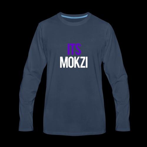 Mokzi shirts and hoodies - Men's Premium Long Sleeve T-Shirt