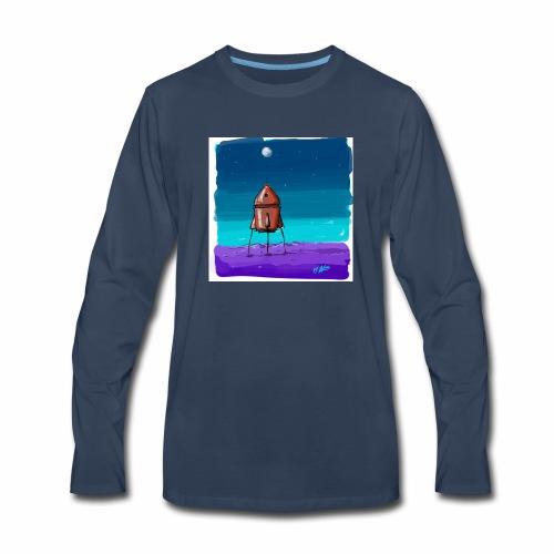 It Came Alone - Men's Premium Long Sleeve T-Shirt