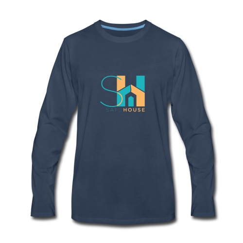 SafeHouse - Men's Premium Long Sleeve T-Shirt