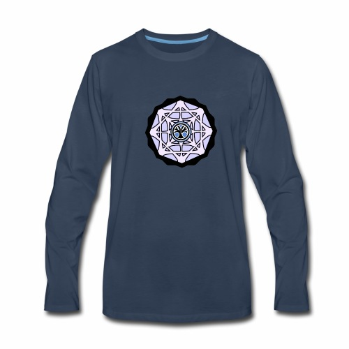 Lunatic tree - Men's Premium Long Sleeve T-Shirt