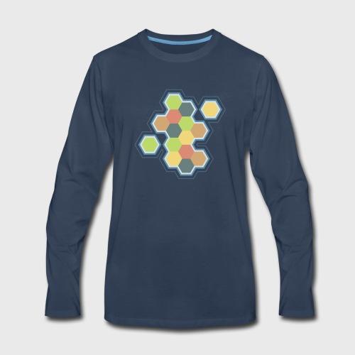 Settlers of Catan - Men's Premium Long Sleeve T-Shirt