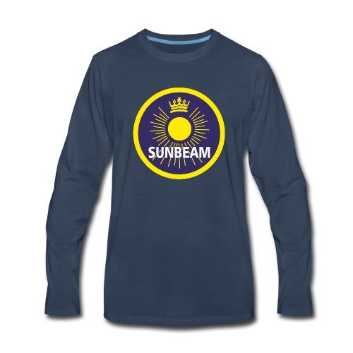 Sunbeam emblem - AUTONAUT.com - Men's Premium Long Sleeve T-Shirt