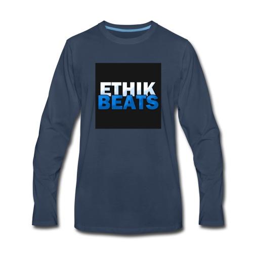Ethik Beats - Men's Premium Long Sleeve T-Shirt