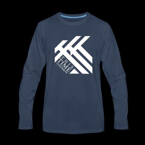 This Time Tomorrow - Men's Premium Long Sleeve T-Shirt