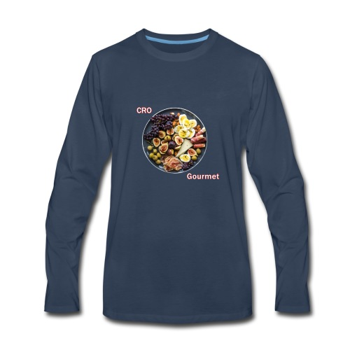Croatian Gourmet - Men's Premium Long Sleeve T-Shirt