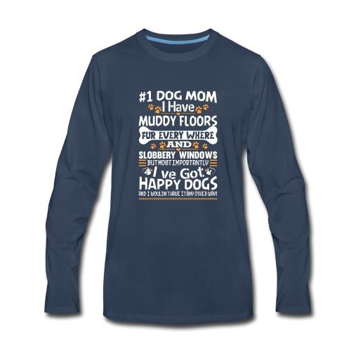 DOG DAY - Men's Premium Long Sleeve T-Shirt