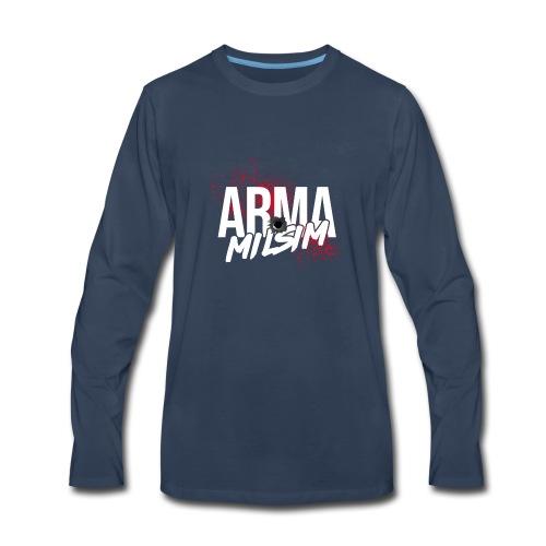 arma milsim2 - Men's Premium Long Sleeve T-Shirt