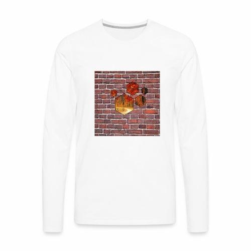 Wallart - Men's Premium Long Sleeve T-Shirt