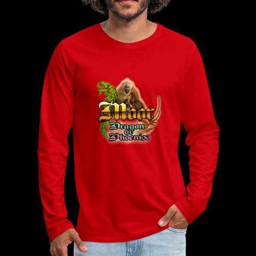 Moor Questions - Men's Premium Long Sleeve T-Shirt