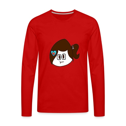 Starze YouTube Icon - Men's Premium Long Sleeve T-Shirt