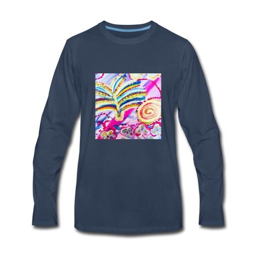 jodi's art - Men's Premium Long Sleeve T-Shirt