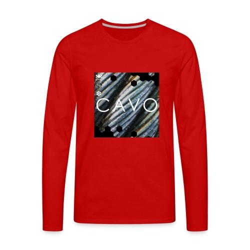 Cavo - Men's Premium Long Sleeve T-Shirt