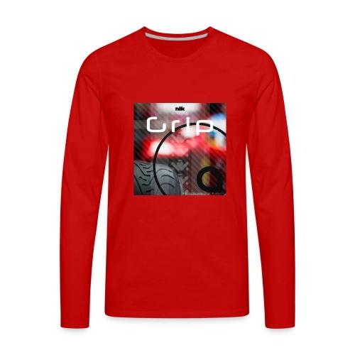 The Grip EP - Men's Premium Long Sleeve T-Shirt