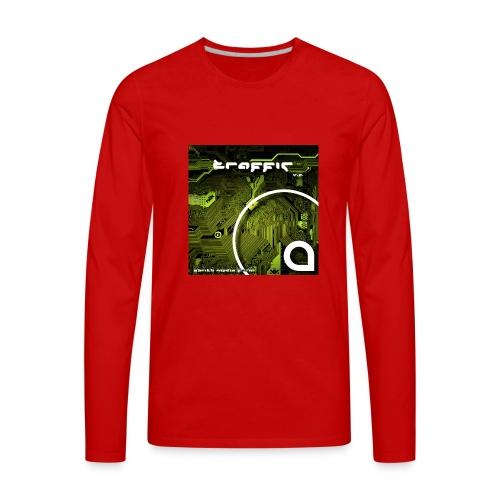 Traffic EP - Men's Premium Long Sleeve T-Shirt