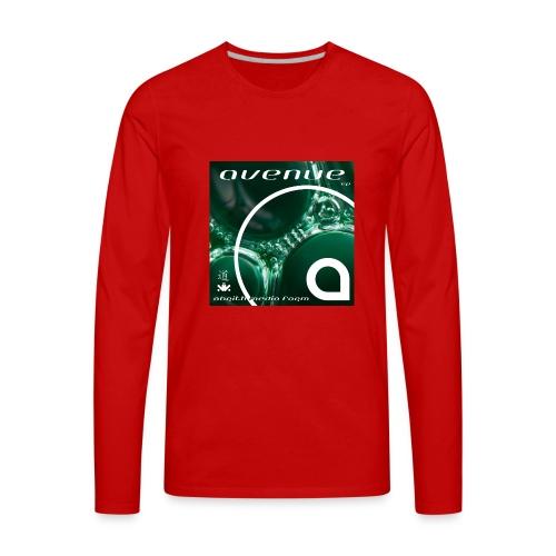 Avenue EP - Men's Premium Long Sleeve T-Shirt