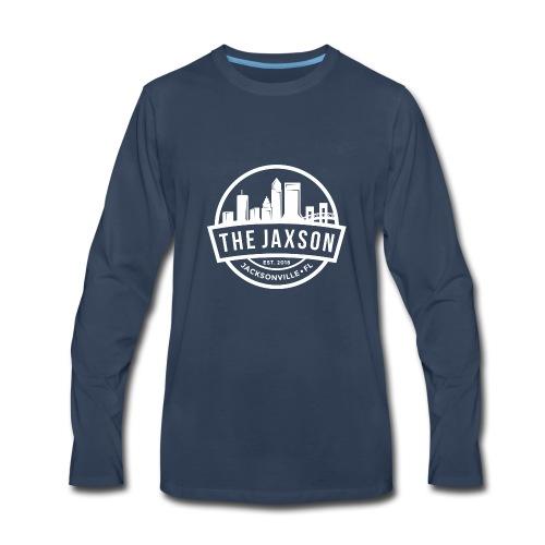 The Jaxson Light - Men's Premium Long Sleeve T-Shirt