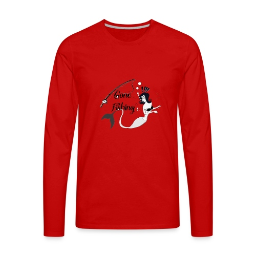 Sushi - Men's Premium Long Sleeve T-Shirt