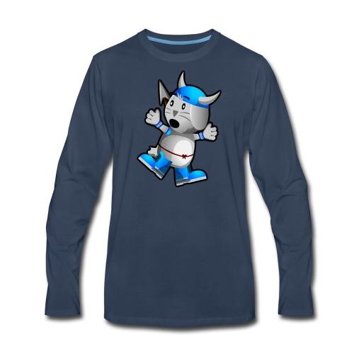 Steve! - Men's Premium Long Sleeve T-Shirt