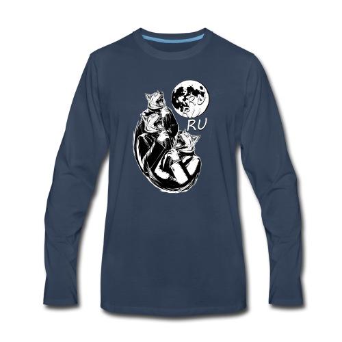 Ryu Crazy Dogs - Men's Premium Long Sleeve T-Shirt