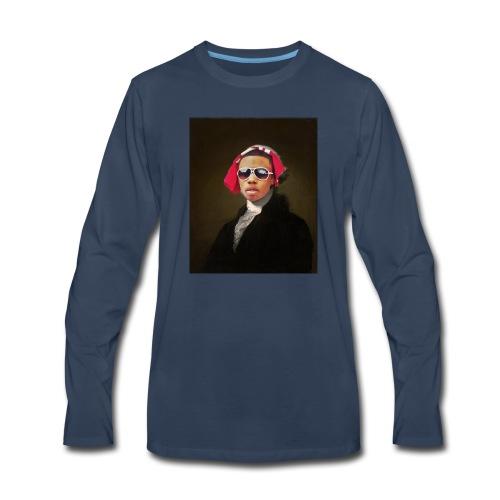 Finesse Founder - Men's Premium Long Sleeve T-Shirt