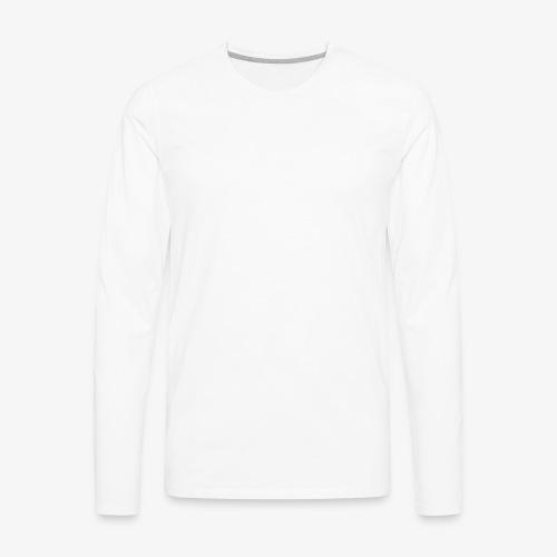 Less Talk More Squat - Men's Premium Long Sleeve T-Shirt
