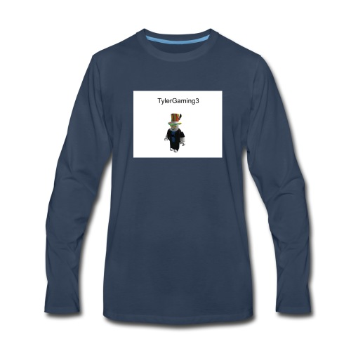 TylerGaming3 Roblox - Men's Premium Long Sleeve T-Shirt
