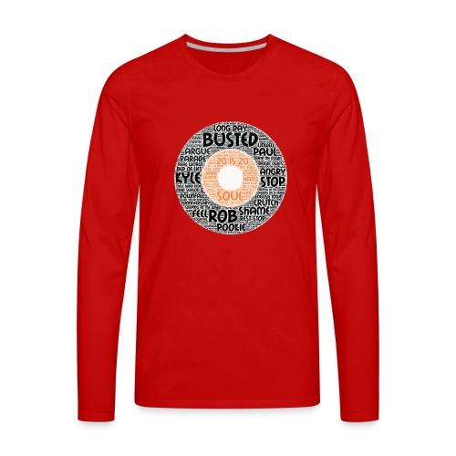 MB20 Fanniversary Apparel - Men's Premium Long Sleeve T-Shirt
