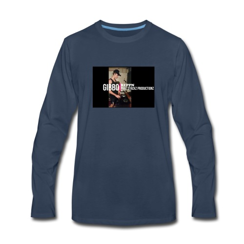 Gibbo - Men's Premium Long Sleeve T-Shirt