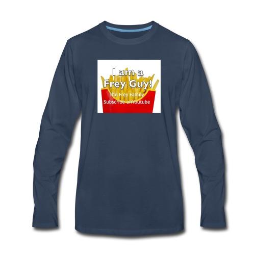 French Frey Shirt - Men's Premium Long Sleeve T-Shirt