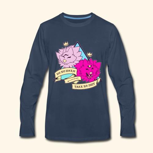 - Do No Harm, Take No Sh*t - - Men's Premium Long Sleeve T-Shirt