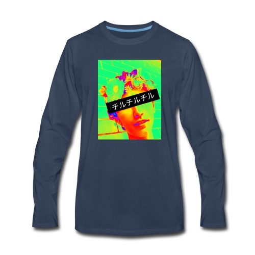 b r e a d b o y - Men's Premium Long Sleeve T-Shirt