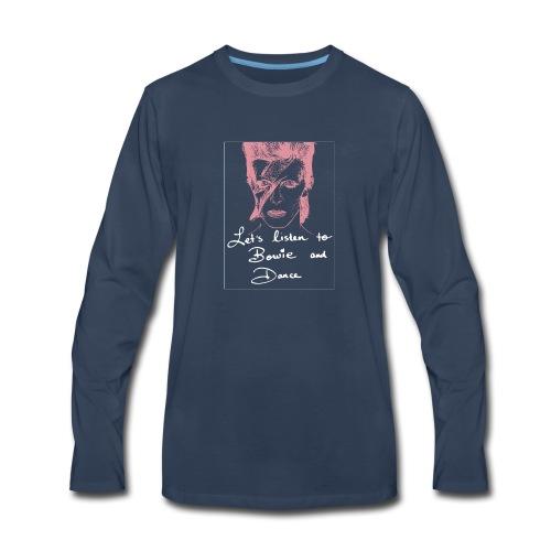 Bowie Baby - Men's Premium Long Sleeve T-Shirt