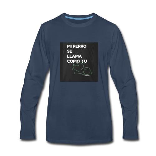 7A0A3369 C43D 4509 8C98 24AE39023D98 - Men's Premium Long Sleeve T-Shirt