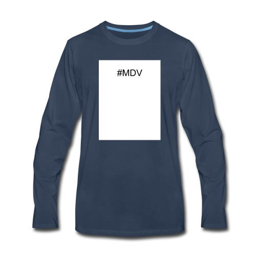 MDV - Men's Premium Long Sleeve T-Shirt