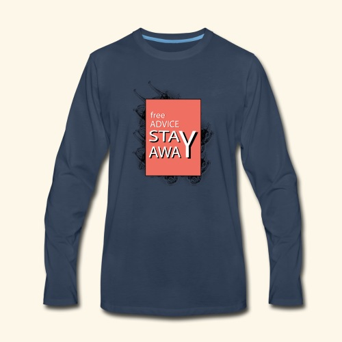 free advice - Men's Premium Long Sleeve T-Shirt