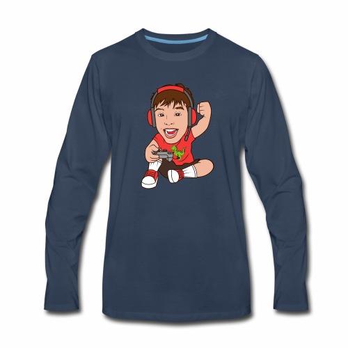DMJ Gamer - Men's Premium Long Sleeve T-Shirt