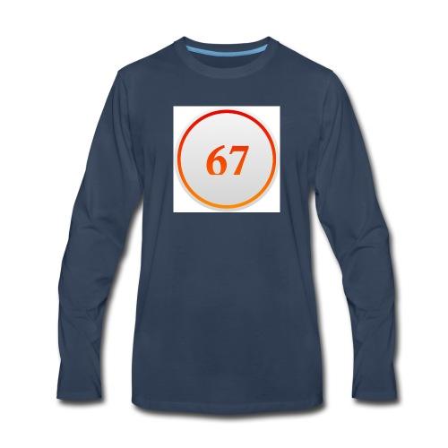 67 - Men's Premium Long Sleeve T-Shirt