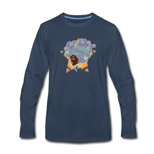 Captivating Mama Fashion - Men's Premium Long Sleeve T-Shirt