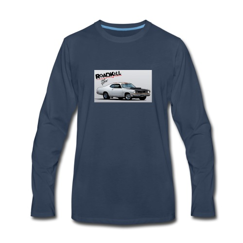 roadkill - Men's Premium Long Sleeve T-Shirt